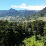 Panamá cerro punta El mirador de Guadalupe