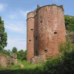 Neudahn Castle