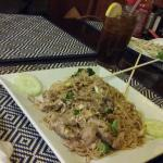 Chicken with Vermicelli