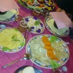 finocchi, carote e cipolle