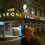 Hotel Krone Unterstrass Foto