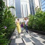 Crowne Plaza West Hanoi exterior garden