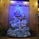 Shiva At the Hotel Premisis