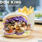 The Don King - exclusive to Old School