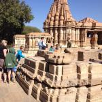 Sas-Bahu Temple Tour Foto