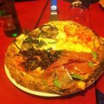 Pizza Ricomincio da Tre