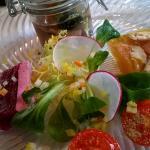 Romantik-Restaurant Altes Gericht Foto