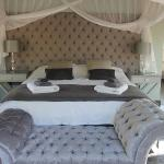 Guest chalet - king beds