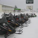 on site snowmobile rental