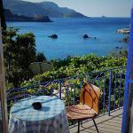 Photo de Belvedere Restaurant - Pool Bar at Paleokastritsa Resort