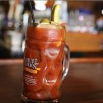 They are known for their mug-size bloody Mary's.