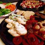 Complementary platters for the New Year!
