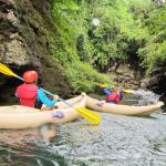 kayaking at upper Nabua river
