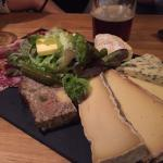 Plateau mix - Fromages/Charcuterie