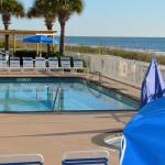 Foto di Holiday Inn Oceanfront at Surfside Beach