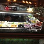 Season's Harvest Buffet - salad bar