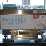 Make your own fresh hot pancakes at Holiday Inn Express Eau Claire