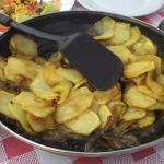 patatas al pobre