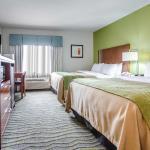 Comfort Inn Sheperdsville - Louisville South Foto