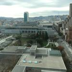 Grand Deluxe Room View of Yerba Buena Garden