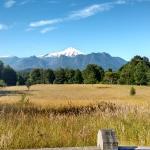 Vista desde el Lodge