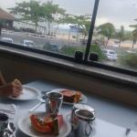 Area do cafe,almoço e jantar