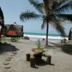 Photo de Cabanas del Mar