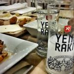 .Traditional Turkish drink