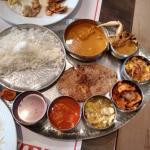 The Fish Thali