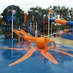 Great pool and water park