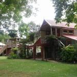 The accommodation cottages