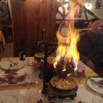 Restaurant L'Oree des Pistes Photo