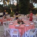 Wedding Dinner Reception