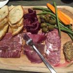 Meat Charcuterie Board