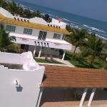Casa de Playa con alberca privada y kiosco con asador