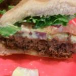 1st Bison Burger absolutely fabulous it was tastey, lean, juicey, savory. Don't forget the mixed