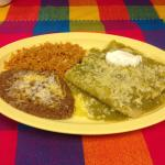 Enchilada Dinner (Green)
