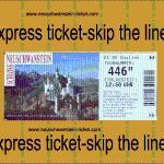 skip the line ticket-Neuschwanstein