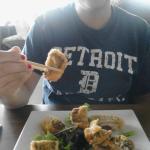 Crabby Mushrooms