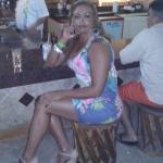 En el bar del loby