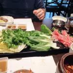 Foto de Myungdong Kalkuksi Noodles and Shabu Shabu