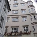 Hotel Der Fuerstenhof, Kampten, Bavaria, Germany