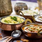 naans & Curries Dishes