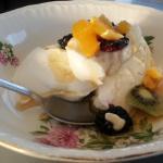 yogurt n fruit