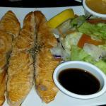 My Salmon dish