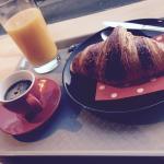 Delicious croissant!