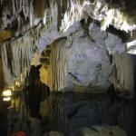 Diros Cave Foto