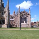 Ely Cathedral...nearby