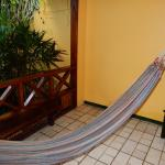 Hammock on verandah (no 1)