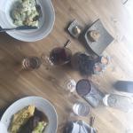 Food Table Hauptgang